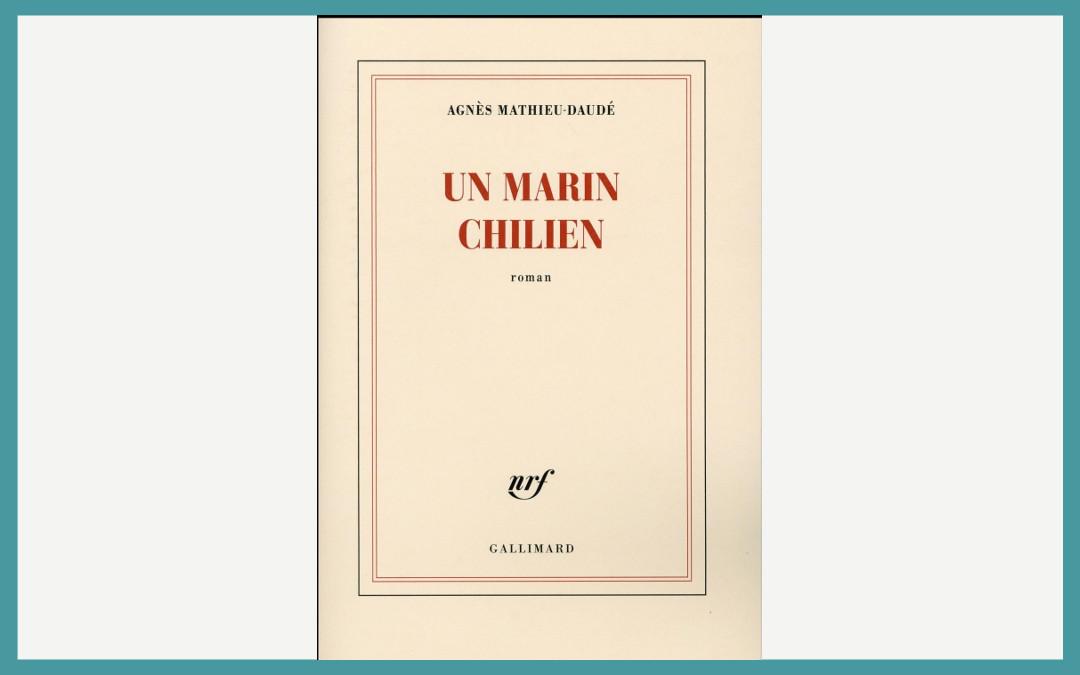 Un marin chilien - Agnès Mathieu-Daudé