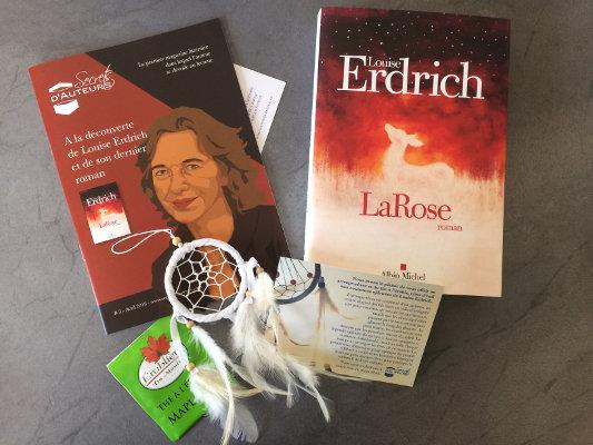Box littéraire Secrets d'Auteurs LaRose L Erdrich