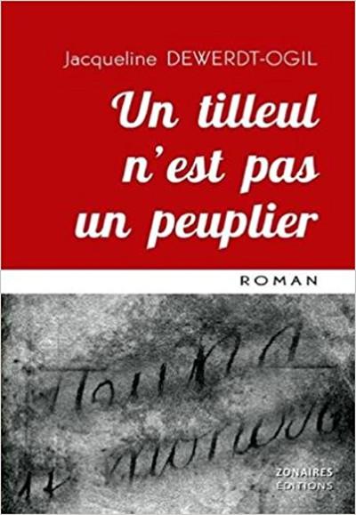 """Chronique de lecture """"Un tilleul n'est pas un peuplier"""""""