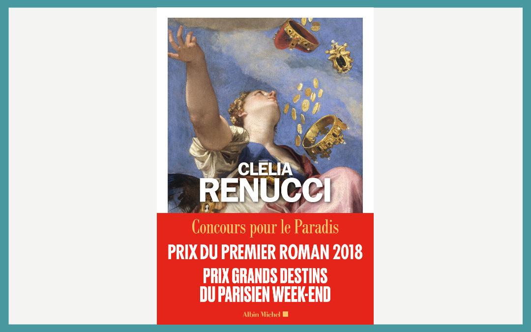 Concours pour le Paradis – Clélia Renucci