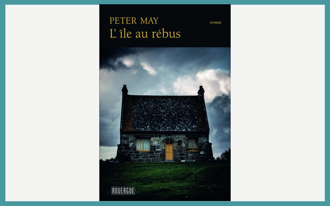 L'île au rébus de Peter May