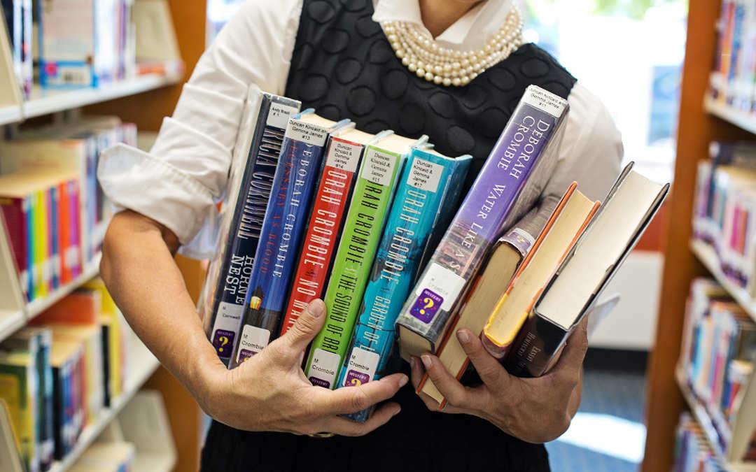 Conseiller un livre, libraire