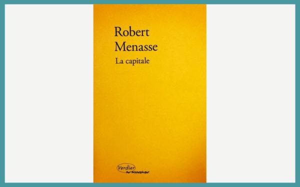 La capitale de Robert Menasse