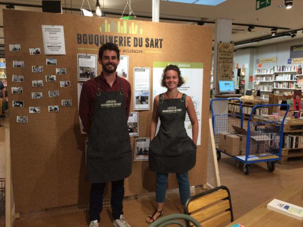 La Bouquinerie du Sart à Roncq