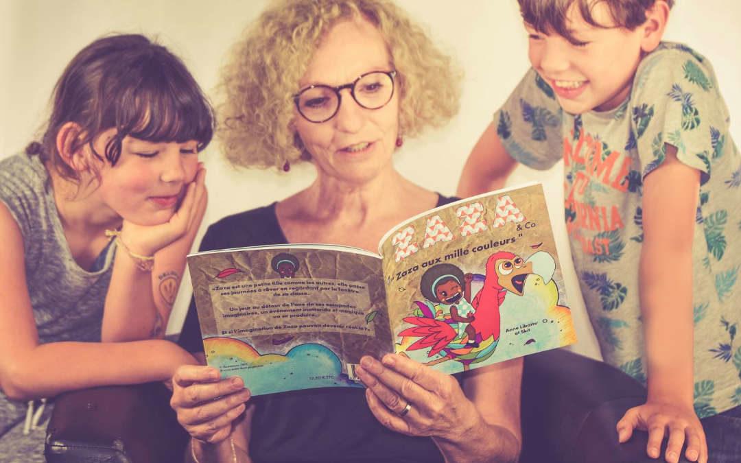 Livres pour enfants dyslexiques