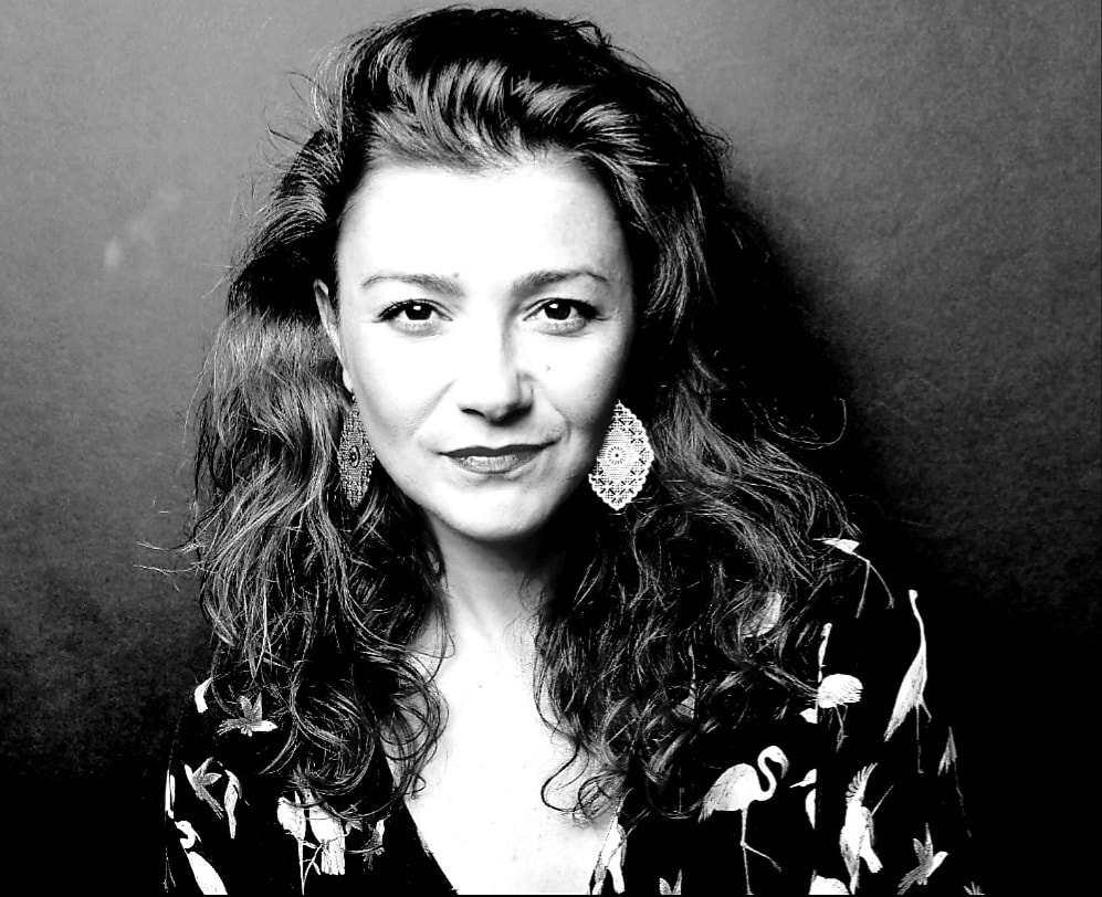 Clémentine Domptail, comédienne voix pour les livres audio