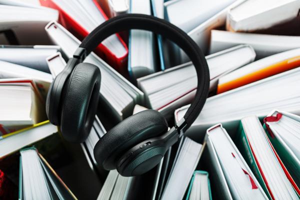 Enregistrement des livres audio